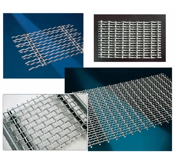 Crimped Wire Mesh & Kawat Lobang Cacing